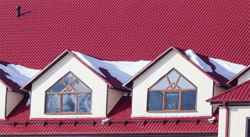 The Advantages of Residential Metal Roofing