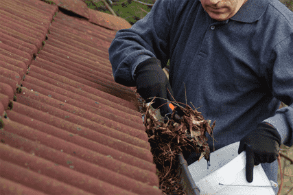 the advantages of gutter cleaning tongs
