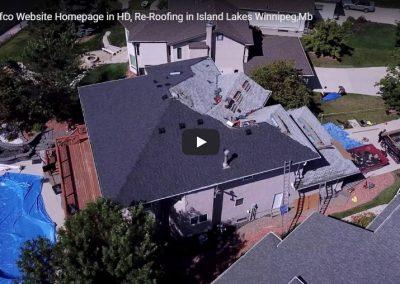 Island Lakes 2 Story Walkout
