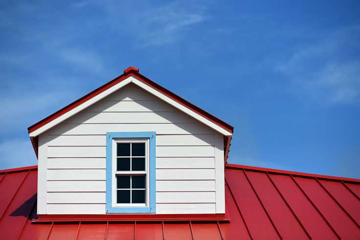 Metal Residential Roofing