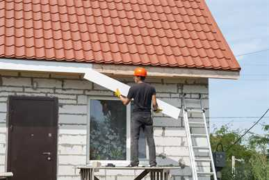 Replace Gutters Fascias And Soffits