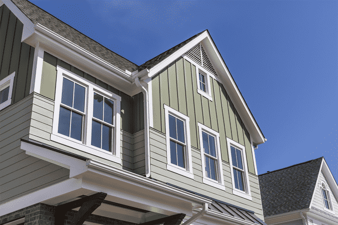 Best siding options for an old house
