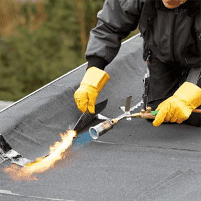 materials needed for flat roof replacement