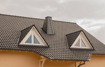 PVC roofing has good waterproofing capabilities