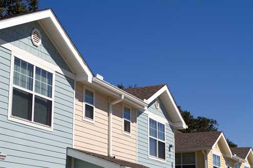 house and building roof exterior siding
