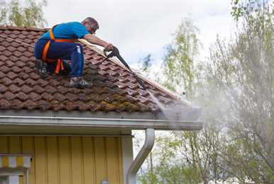tool kit to clean your gutters