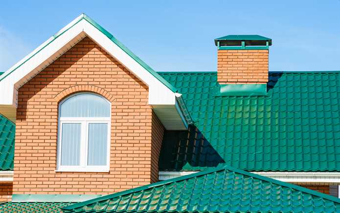 metal types of roofs and roofing systems