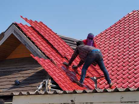roofing repairs, replacements, and restorations