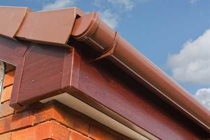 fascia boards used in home construction