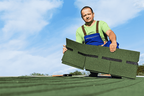 How Roll Shingles Can Help Improve Your Roofing System