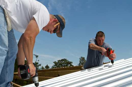 take care of your laminate roofing with ease